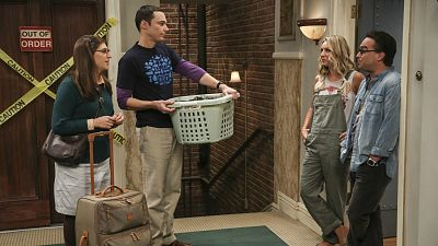 The Big Bang Theory - The Cohabitation Experimentation - Season 10 Episode 4