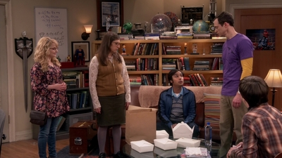 The Big Bang Theory - The Veracity Elasticity - Season 10 Episode 7