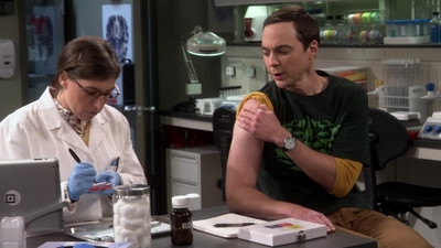 The Big Bang Theory - The Brain Bowl Incubation - Season 10 Episode 8