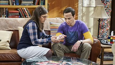 The Big Bang Theory - The Geology Elevation - Season 10 Episode 9