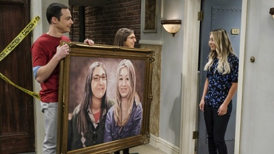 The Big Bang Theory - The Property Division Collision - Season 10 Episode 10
