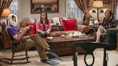 The Big Bang Theory - The Holiday Summation - Season 10 Episode 12
