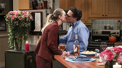 The Big Bang Theory - The Romance Recalibration - Season 10 Episode 13