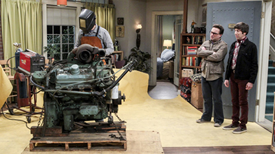 The Big Bang Theory - The Locomotion Reverberation - Season 10 Episode 15