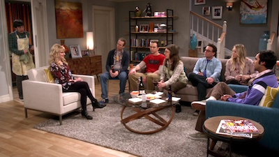 The Big Bang Theory - The Comic-Con Conundrum - Season 10 Episode 17