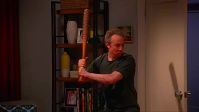 The Big Bang Theory - The Escape Hatch Identification - Season 10 Episode 18