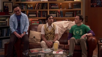 The Big Bang Theory - The Recollection Dissipation - Season 10 Episode 20