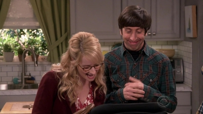 The Big Bang Theory - The Separation Agitation - Season 10 Episode 21