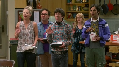 The Big Bang Theory - The Long Distance Dissonance - Season 10 Episode 24