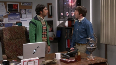 The Big Bang Theory - The Confidence Erosion - Season 11 Episode 10