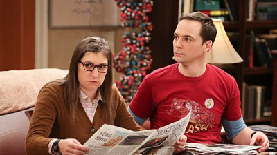 The Big Bang Theory - The Matrimonial Metric - Season 11 Episode 12