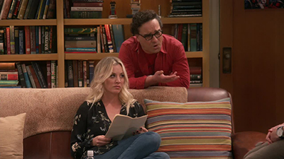 The Big Bang Theory - The Separation Triangulation - Season 11 Episode 14