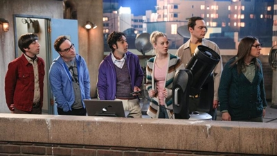The Big Bang Theory - The Comet Polarization - Season 11 Episode 21