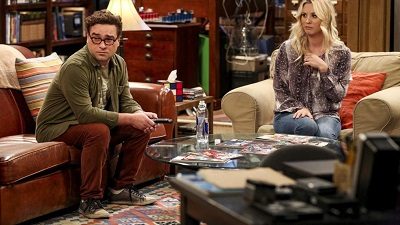 The Big Bang Theory - The Conjugal Configuration - Season 12 Episode 1