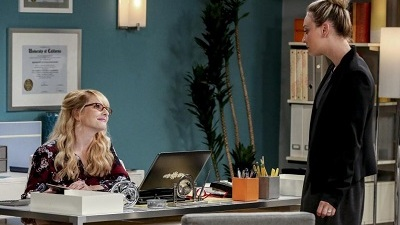 The Big Bang Theory - The Procreation Calculation - Season 12 Episode 3