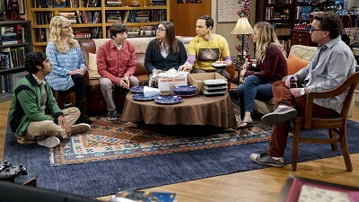 The Big Bang Theory - The Consummation Deviation - Season 12 Episode 8