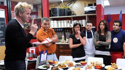 Kitchen Nightmares Michael And Jerry