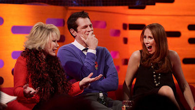 Johnny Knoxville, Joan Rivers, Catherine Tate, The Pet Shop Boys