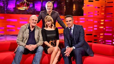 John Cleese, Taylor Swift, Kevin Pietersen, Neil Diamond