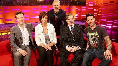 Benedict Cumberbatch, Timothy Spall, Miranda Hart, Maroon 5
