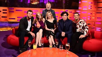 Chris Hemsworth, Jessica Chastain, Kirsten Dunst, Stephen Mangan, Raleigh Ritchie