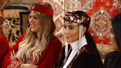 Keeping Up with the Kardashians - Season 10 Episode 14 : Mother Armenia
