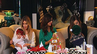 Keeping Up with the Kardashians - Season 8 Episode 21 : A Very Merry Christmas