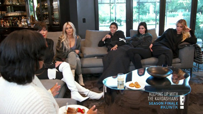 Keeping Up with the Kardashians - Season 14 Episode 19 : The Gender Reveal