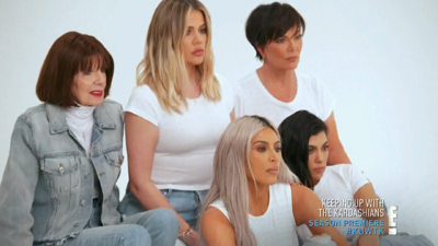 Keeping Up with the Kardashians - Season 15 Episode 1 : Photo Shoot Dispute