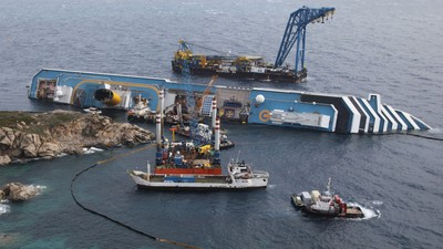 Costa Concordia Disaster: One Year On