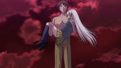Tsukune and Vampire