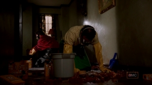 Breaking Bad - ...And the Bag's in the River - Season 1 Episode 3