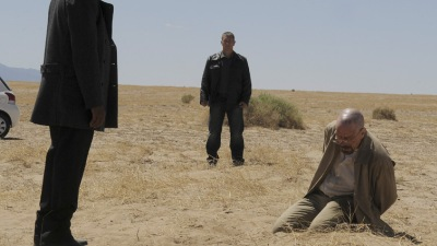Breaking Bad - Crawl Space - Season 4 Episode 11