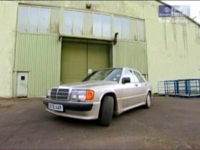 Mercedes 190E Cosworth (Part 1)