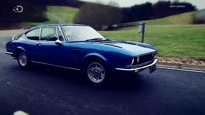 Fiat Dino Coupe 2400