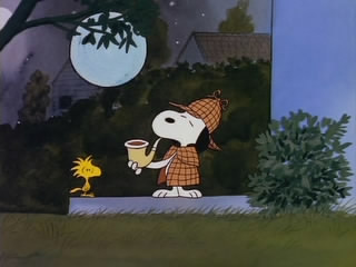 It's a Mystery, Charlie Brown
