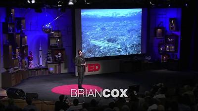 Brian Cox on CERN's supercollider