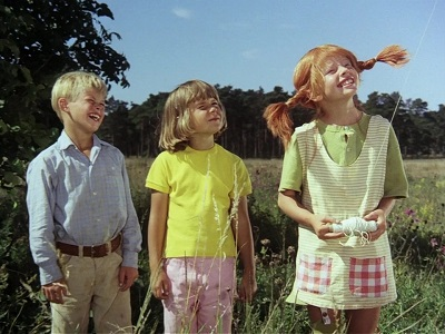 Pippi Goes on a Trip