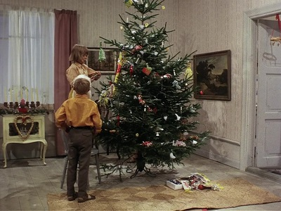 Pippi and the Christmas Party