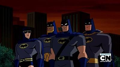 Night of the Batmen!