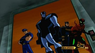 Deep Cover for Batman!
