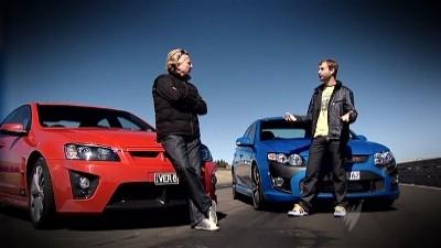 Ford vs Holden!
