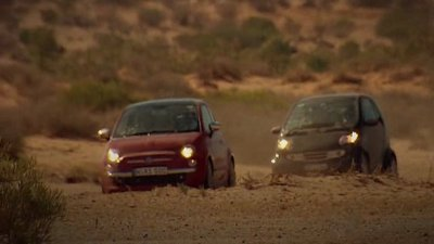 City Cars in the Outback