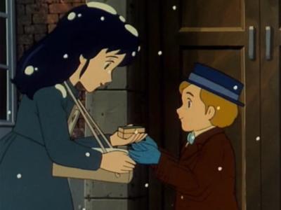 Princess Sarah - Season 1 Episode 43 : The Wonderful Parcel Of Happiness