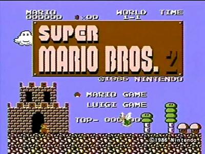 Nintendo: Super Mario Bros 1 & 2