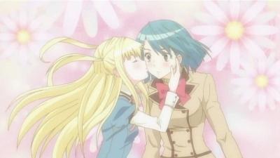 A Mischievious Kiss