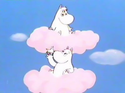 Spring in Moominvalley