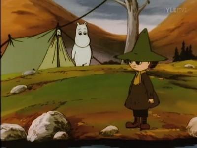 Snufkin Leaves Moominvalley