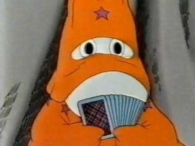 Moomin's the Fortune-Teller