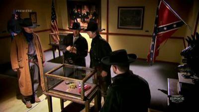 Jesse James vs. Al Capone